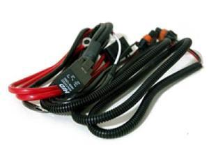 H8 Relay Harness For Xenon HID Conversion Kit