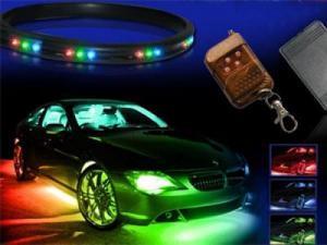LED Undercar Neon Light Underbody Under Car Body Kit For DODGE Dart