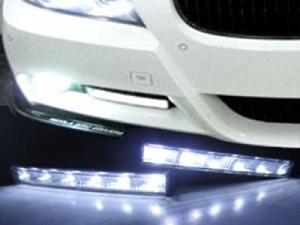 Hella Style 10 LED DRL Daytime Running Light Kit For BMW 525