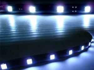 """18"""" Audi Style Flexible LED Strip Light Bar For LINCOLN Mark LT"""