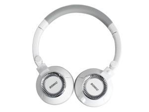 SOMIC EP19PRO White Stylish Super Bass Wired Headphone Foldable Headset Stereo Headphone with Mic for Samsung Galaxy Note 2 3, iPhone 5 5s 5c, HTC One