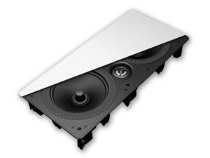 DI 6.5LCR Disappearing In-Wall Loudspeaker - Each (White)