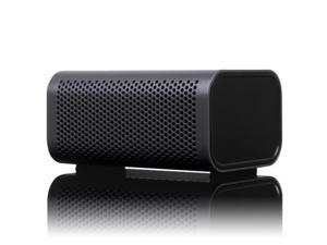 Braven 440 Water Resistant Portable Wireless Bluetooth Speaker/PowerBank Charger (Gray)