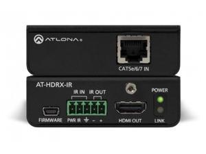 Atlona AT-HDRX-IR HDBaseT Receiver over Single Category Cable with IR Control