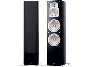 NS-777 Speaker - 3-way - Black