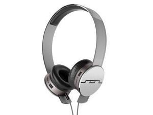 Sol Republick Tracks HD On-Ear Headphones (Grey)