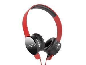 Tracks On-Ear Headphones (Red)