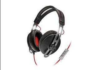 Sennheiser Momentum Over-Ear Headphones-Black