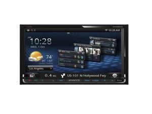 Kenwood DNN990HD eXcelon WiFi-Embedded In-Dash Receiver