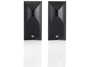 JBL Studio 530 2-Way Bookshelf Loudspeakers - Pair (Black)