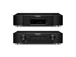 Marantz PM6005 Integrated Amplifier and CD6005 Single Disc CD Player Bundle