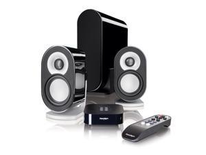 Paradigm Millenia CT 2 Fully Powered 2.1 Multimedia System with Bluetooth (Black)