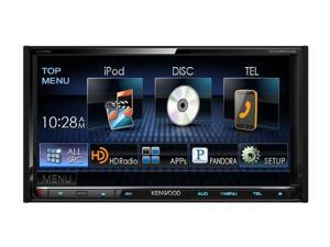 "Kenwood DDX8901HD Excelon Double-DIN 6.95"" DVD Receiver with Built-In Bluetooth"
