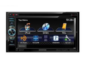 "Kenwood DDX491HD Excelon Double-DIN 6.1"" DVD Receiver with Built-In Bluetooth"
