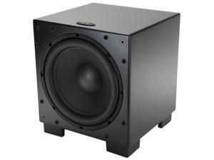 MartinLogan Dynamo 1000W Front Firing/Downfiring Subwoofer - Each (Black)
