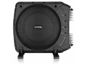 "Infinity BassLink 10"" Class D Self-Amplified Powered Subwoofer System"