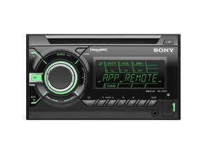 Sony WXGT90BT CD Remote Receiver Bluetooth Pandora Sirius XM Ready