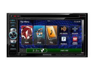 Kenwood DNX-691HD Excelon Double-DIN Navigation/DVD Receiver with Built-In Bluetooth