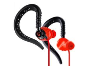 Yurbuds Focus 300 Noise Cancelling In-Ear Headphones (Red)