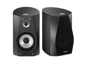 Sony SS-HA3B Hi-Res 2-Way Bookshelf Speaker (Black)