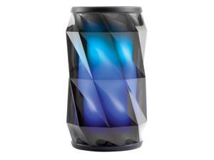 iHome iBT74 Color Changing Rechargeable Speaker With Bluetooth (Black)