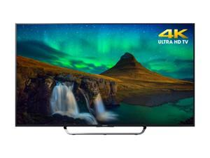 "Sony XBR-55X850C 55"" Class 4K Ultra HD 3D Smart TV With WiFi/Android Compatibility"