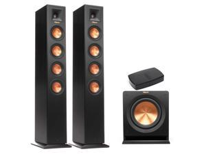 "Klipsch Reference Premiere HD Wireless 2.1 Floorstanding System with 10"" Subwoofer"