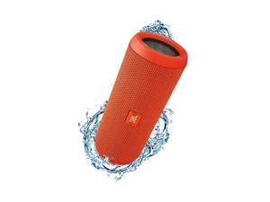 JBL Flip 3 Portable Wireless Bluetooth Speaker (Orange)