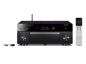 Yamaha RX-A1050 Aventage 7.2-Channel Dolby Atmos 4K Network AV Receiver With Bluetooth