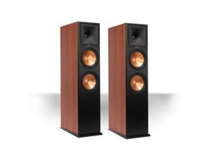 Klipsch RP-280F Reference Premiere Floorstanding Speaker with Dual 8 inch Cerametallic Cone Woofers - Pair (Cherry)