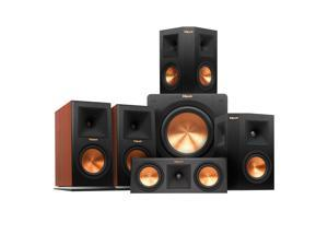 Klipsch 5.1 RP-160M Reference Premiere Speaker Package with R-110 SW Subwoofer (Cherry)