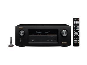 Denon AVR-X3200W 7.2 Channel Full 4K Ultra HD AV Receiver With Bluetooth/WiFi