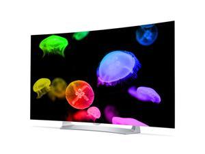 "LG 55EG9100 55"" Class Curved 1080p OLED 3D Smart TV With WiFi/webOS 2.0"
