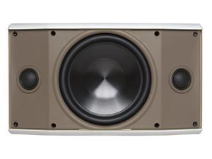 "Proficient Audio AW600TT 6.5"" Stereo TT Indoor/Outdoor Speaker - Each (White)"