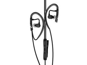 Klipsch AS-5i Pro Sport In-Ear Headphones, Black