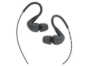 Audiofly AF140 Hybrid Triple Driver In-Ear Headphones (Fader Gray)