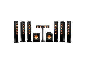 Klipsch Reference Premiere HD Wireless 7.2 Channel Floorstanding Speaker System with HD Control Center