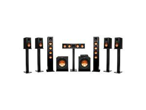 Klipsch Reference Premiere HD Wireless 7.2 Channel Monitor and Floorstanding Speaker System with HD Control Center