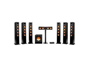 Klipsch Reference Premiere HD Wireless 7.1 Channel Floorstanding Speaker System with HD Control Center