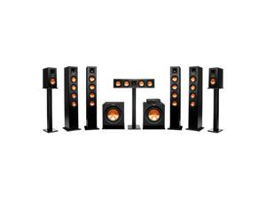 Klipsch Reference Premiere HD Wireless 7.2 Channel Floorstanding and Monitor Speaker System with HD Control Center