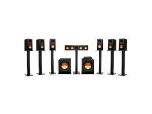 Klipsch Reference Premiere HD Wireless 7.2 Channel Monitor Speaker System with HD Control Center