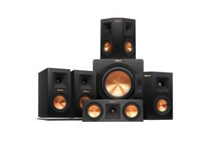 Klipsch 5.1 RP-150M Reference Premiere Speaker Package with R-110 SW Subwoofer (Ebony)