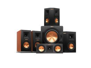 Klipsch 5.1 RP-150M Reference Premiere Speaker Package with R-110 SW Subwoofer (Cherry)
