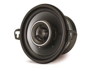 "Kicker 41KSC354 3-1/2"" 2-Way Coaxial Speaker - Pair (Black)"