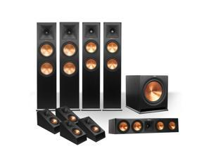 Klipsch RP-280 5.1.4 Dolby Atmos System (Black)
