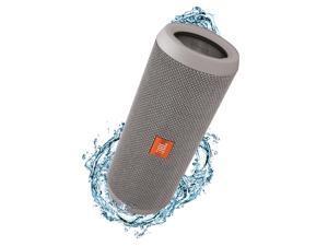 JBL Flip 3 Portable Wireless Bluetooth Speaker (Gray)