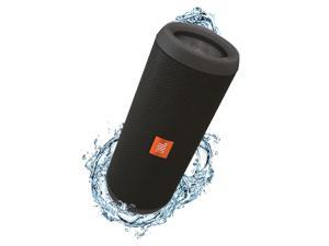 JBL Flip 3 Portable Wireless Bluetooth Speaker (Black)