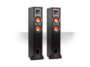 Klipsch R-24F Reference Floorstanding Speakers - Pair (Black)