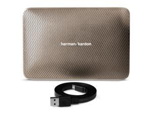 Harman Kardon Esquire 2 Portable Bluetooth Speaker (Champagne)
