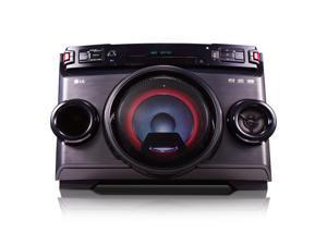LG Electronics OM4560 220W Hi-Fi Entertainment System
